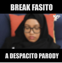 Memes, Break, and Parody: BREAKFASITO  A DESPACITO PARODY When you are resisting temptations the whole day, but you just want to break your fast!