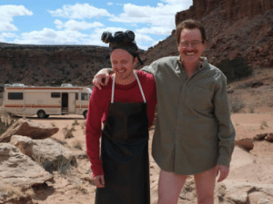 Bad, Breaking Bad, and Today: Breaking Bad started airing 10 years ago today