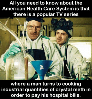 """Breaking Bad was based on the premise of a broken health care system (was removed from the front page after it gained traction coz it's """"pushing agenda""""). Please remove if it is low quality for this sub - I understand it is a meme and could be a stretch.: Breaking Bad was based on the premise of a broken health care system (was removed from the front page after it gained traction coz it's """"pushing agenda""""). Please remove if it is low quality for this sub - I understand it is a meme and could be a stretch."""
