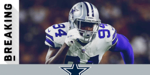 Dallas Cowboys, Memes, and 🤖: BREAKING Cowboys DE Randy Gregory suspended indefinitely: https://t.co/y00pQyVdli (via @RapSheet) https://t.co/E7eKzfMqNE