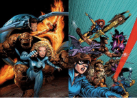 Disney,  Fantastic Four, and Memes: BREAKING: Disney is progressing toward that rumored acquisition of Fox that would result in the Fantastic Four and X-Men coming to the Marvel Cinematic Universe! http://bit.ly/2j1KrYV  (Andrew Gifford)