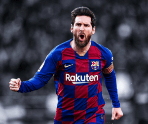 BREAKING: FC Barcelona have confirmed today that Lionel Messi has tested positive for being the greatest footballer of all time. https://t.co/TMIf7FhZCw: BREAKING: FC Barcelona have confirmed today that Lionel Messi has tested positive for being the greatest footballer of all time. https://t.co/TMIf7FhZCw