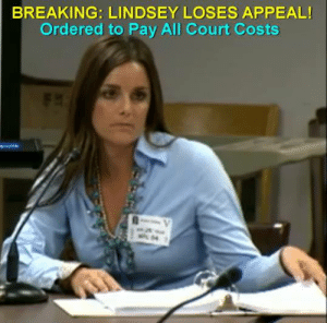 "JUSTICE IS SERVED!  LINDSEY LOSES LEGAL BATTLE AGAINST VET BOARD Exclusive Case Update from Tiger's Justice Team   Well, well, well, Kristen. First you kill a cat, then you brag about it, then you claim the cat was rabid, then you recant, then you get your license suspended, then you take the vet board to court, then you appeal the decision—AND NOW YOU GET YOUR COMEUPPANCE!  It's been a long time coming, but the news is sweet. Friends of Tiger have patiently waited for the Texas 3rd Court of Appeals to render a decision—and it is exactly what we were hoping for:  AFFIRMED!  The Court has affirmed District Court judgments in both cases Kristen Lindsey filed against the Texas Board of Veterinary Medical Examiners. The rulings of the lower courts were upheld in their entirety, and Lindsey loses again.  Tiger's supporters will recall that Lindsey sued the vet board in 2016 and again in 2017, alleging that the board exceeded its authority in pursuing disciplinary actions against her veterinary license after she cruelly killed Tiger. District Court Judge Karin Crump ruled against Lindsey in both cases, which the notorious ""cat killer vet"" then appealed.    The Courts have had enough. In an affirmation rendered on April 27, 2018, the 3rd COA Justices wrote: ""Having reviewed the record and the parties' arguments, the Court holds that there was no reversible error in the trial court's judgment. Therefore, the Court affirms the trial court's judgment. The appellant [Lindsey] shall pay all costs relating to this appeal, both in this Court and in the court below.""  That's right, friends. Kristen Lindsey now owes costs to two Texas courts for her asinine lawsuits AND both appeals. Several years ago, Lindsey stated in her blog ""Life Writings from the Lazy Boot"" that if her veterinary career didn't pan out, she would ""attempt to marry someone rich."" After sabotaging Plan A by remorselessly killing Tiger and antagonizing a professional licensing board and animal lovers worldwide, will she move on to Plan B? With civil court costs x4 (not to mention the legal bills for her DWI) hanging over her head, she'll need a sugar daddy with very deep pockets indeed to implement Plan B.  Is this the end of Lindsey's futile attempts to evade responsibility for her actions? Will Kristen and her attorney Brian Bishop finally realize that her hubris and his legalistic codswallop are no match for the judicial system, or are they still in love with losing? Will they file a motion for rehearing, or try to appeal the case before the Texas Supreme Court? Time will tell, and TJT will be watching.   In any case, today's ruling closes a long chapter in Tiger's saga. Of course we hoped for more: a criminal animal cruelty conviction and permanent license revocation. Yet today we celebrate this victory for the humane community, and trust that it brings some measure of comfort to those who knew and loved Tiger.  We at TJT extend our heartfelt gratitude to those who first ""outed"" Lindsey's self-incriminating Facebook post and reported Lindsey's crime to the Brenham, TX Police Department. Without these actions, the vicious killing of Tiger would likely have gone unnoticed and unpunished.  We also thank Texas Board of Veterinary Medical Examiners General Counsel Michelle Griffin and Texas Assistant State Attorney General Ted Ross for their advocacy in pursuit of justice, as well as TJT's Animal Law Attorney Zandra Anderson for her invaluable guidance through the labyrinth of Texas law, and her generous representation of complainants on behalf of Tiger.   And finally, many, many thanks go to everyone here who shares Tiger's journey toward justice with us. United, our voices and vigilance ensure that wherever Kristen Lindsey goes, her misdeeds will follow.   NOTE: The 3rd COA issued a 22 page memorandum to accompany its affirmation. We encourage everyone to read the memorandum in its entirety, as it provides an excellent summary of the case. Navigate to the link below, then enter case #03-17-00513-CV and select the document titled ""Memorandum Opinion.""   http://www.search.txcourts.gov/CaseSearch.aspx?coa=coa03&amp%3bs=c  (At this writing, the 3rd COA website appears to be down for server maintenance, so please try later if the page doesn't load.): BREAKING: LINDSEY LOSES APPEAL!  Ordered to Pay AlII Court Costs JUSTICE IS SERVED!  LINDSEY LOSES LEGAL BATTLE AGAINST VET BOARD Exclusive Case Update from Tiger's Justice Team   Well, well, well, Kristen. First you kill a cat, then you brag about it, then you claim the cat was rabid, then you recant, then you get your license suspended, then you take the vet board to court, then you appeal the decision—AND NOW YOU GET YOUR COMEUPPANCE!  It's been a long time coming, but the news is sweet. Friends of Tiger have patiently waited for the Texas 3rd Court of Appeals to render a decision—and it is exactly what we were hoping for:  AFFIRMED!  The Court has affirmed District Court judgments in both cases Kristen Lindsey filed against the Texas Board of Veterinary Medical Examiners. The rulings of the lower courts were upheld in their entirety, and Lindsey loses again.  Tiger's supporters will recall that Lindsey sued the vet board in 2016 and again in 2017, alleging that the board exceeded its authority in pursuing disciplinary actions against her veterinary license after she cruelly killed Tiger. District Court Judge Karin Crump ruled against Lindsey in both cases, which the notorious ""cat killer vet"" then appealed.    The Courts have had enough. In an affirmation rendered on April 27, 2018, the 3rd COA Justices wrote: ""Having reviewed the record and the parties' arguments, the Court holds that there was no reversible error in the trial court's judgment. Therefore, the Court affirms the trial court's judgment. The appellant [Lindsey] shall pay all costs relating to this appeal, both in this Court and in the court below.""  That's right, friends. Kristen Lindsey now owes costs to two Texas courts for her asinine lawsuits AND both appeals. Several years ago, Lindsey stated in her blog ""Life Writings from the Lazy Boot"" that if her veterinary career didn't pan out, she would ""attempt to marry someone rich."" After sabotaging Plan A by remorselessly killing Tiger and antagonizing a professional licensing board and animal lovers worldwide, will she move on to Plan B? With civil court costs x4 (not to mention the legal bills for her DWI) hanging over her head, she'll need a sugar daddy with very deep pockets indeed to implement Plan B.  Is this the end of Lindsey's futile attempts to evade responsibility for her actions? Will Kristen and her attorney Brian Bishop finally realize that her hubris and his legalistic codswallop are no match for the judicial system, or are they still in love with losing? Will they file a motion for rehearing, or try to appeal the case before the Texas Supreme Court? Time will tell, and TJT will be watching.   In any case, today's ruling closes a long chapter in Tiger's saga. Of course we hoped for more: a criminal animal cruelty conviction and permanent license revocation. Yet today we celebrate this victory for the humane community, and trust that it brings some measure of comfort to those who knew and loved Tiger.  We at TJT extend our heartfelt gratitude to those who first ""outed"" Lindsey's self-incriminating Facebook post and reported Lindsey's crime to the Brenham, TX Police Department. Without these actions, the vicious killing of Tiger would likely have gone unnoticed and unpunished.  We also thank Texas Board of Veterinary Medical Examiners General Counsel Michelle Griffin and Texas Assistant State Attorney General Ted Ross for their advocacy in pursuit of justice, as well as TJT's Animal Law Attorney Zandra Anderson for her invaluable guidance through the labyrinth of Texas law, and her generous representation of complainants on behalf of Tiger.   And finally, many, many thanks go to everyone here who shares Tiger's journey toward justice with us. United, our voices and vigilance ensure that wherever Kristen Lindsey goes, her misdeeds will follow.   NOTE: The 3rd COA issued a 22 page memorandum to accompany its affirmation. We encourage everyone to read the memorandum in its entirety, as it provides an excellent summary of the case. Navigate to the link below, then enter case #03-17-00513-CV and select the document titled ""Memorandum Opinion.""   http://www.search.txcourts.gov/CaseSearch.aspx?coa=coa03&amp%3bs=c  (At this writing, the 3rd COA website appears to be down for server maintenance, so please try later if the page doesn't load.)"