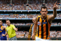 BREAKING:  Luke Hodge has announced he will retire at the end of the season. Love him or loathe him, he is a champion of the game.  His illustrious CV includes:  4x Premiership Player (2008, 2013, 2014, 2015) 2 Norm Smith Medals (2008, 2014) 3x All All Australian (2005, 2008, 2010) 2x Best and Fairest (2005, 2010) Hawthorn Captain (2011-2016) AFLPA Best Captain (2014) Jim Stynes medal (2014): BREAKING:  Luke Hodge has announced he will retire at the end of the season. Love him or loathe him, he is a champion of the game.  His illustrious CV includes:  4x Premiership Player (2008, 2013, 2014, 2015) 2 Norm Smith Medals (2008, 2014) 3x All All Australian (2005, 2008, 2010) 2x Best and Fairest (2005, 2010) Hawthorn Captain (2011-2016) AFLPA Best Captain (2014) Jim Stynes medal (2014)