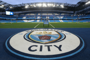 BREAKING: Manchester City have confirmed a new £15 billion deal for their stadium naming rights with local seating firm MT Seats. It will be known as the MT Seats Stadium from 1st August 2020. https://t.co/F9Zda0Sg9e: BREAKING: Manchester City have confirmed a new £15 billion deal for their stadium naming rights with local seating firm MT Seats. It will be known as the MT Seats Stadium from 1st August 2020. https://t.co/F9Zda0Sg9e