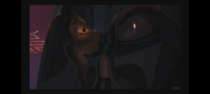 BREAKING NEWS: Anakin's eyebrows are canon.: BREAKING NEWS: Anakin's eyebrows are canon.