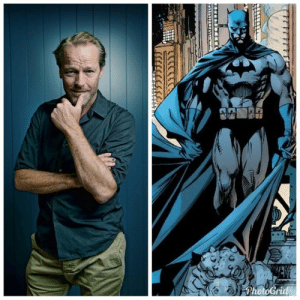 BREAKING NEWS: Game Of Thrones Star Iain Glen has been cast as Bruce Wayne/Batman on 'DC's Titans'.  https://deadline.com/2019/04/batman-game-of-thrones-star-will-portray-bruce-wayne-on-titans-dc-universe-1202593583/  (David): BREAKING NEWS: Game Of Thrones Star Iain Glen has been cast as Bruce Wayne/Batman on 'DC's Titans'.  https://deadline.com/2019/04/batman-game-of-thrones-star-will-portray-bruce-wayne-on-titans-dc-universe-1202593583/  (David)