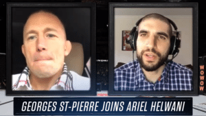"""[BREAKING NEWS] GSP announces UFC return to challenge Stephen 'Wonderboy' Thompson for NMF title in the organization's first ever """"Compliment-Off"""": [BREAKING NEWS] GSP announces UFC return to challenge Stephen 'Wonderboy' Thompson for NMF title in the organization's first ever """"Compliment-Off"""""""