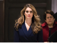 Memes, News, and White House: BREAKING NEWS: Hope Hicks is resigning as The White House Communications Director.