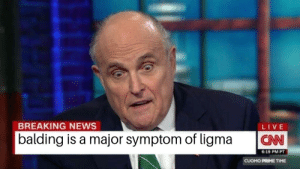News, Reddit, and Breaking News: BREAKING NEWS  LIVE  |balding is a major symptom of ligma  CAN  6:19 PM PT  CUOMO PRIME TIME Please spread the news