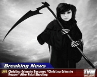 """it's never too soon: Breaking News  LIVE Christina Grimmie Becomes """"Christina Grimmie  Reaper"""" After Fatal Shooting  EXCLUSIVE it's never too soon"""