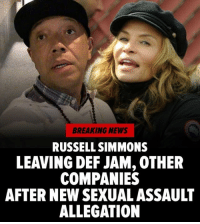 """Empire, Memes, and News: BREAKING NEWS  RUSSELL SIMMONS  LEAVING DEF JAM, OTHER  COMPANIES  AFTER NEW SEXUAL ASSAULT  ALLEGATION Russell Simmons is stepping down from his Def Jam empire as a new woman, Jenny Lumet, comes forward claiming he raped her in the early '90s. Jenny, a filmmaker and daughter of director Sidney Lumet, says the alleged incident happened when Simmons offered her a ride to her Manhattan apartment. But instead, she says Simmons locked the SUV doors and took her to his place, despite her repeatedly asking to be taken home. She claims he first forced himself on her in his elevator, and then once inside his place ... he took her to the bedroom and raped her. Jenny told The Hollywood Reporter, """"I made the trade in my mind. I thought, 'just keep him calm and you'll get home.' Maybe another person would have thought differently, or not made the trade. READ THE REST AT TMZ. russellsimmons defjam tmz"""