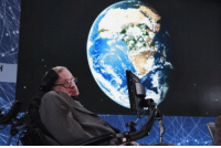 """Family, Memes, and Stephen: BREAKING: Physicist Stephen Hawking has died at the age of 76, according to a family spokesperson. The author of """"A Brief History of Time"""" was diagnosed with a rare form of ALS in 1963."""