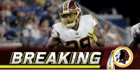 Memes, Washington Redskins, and 🤖: BREAKING .@Redskins RB Derrius Guice suffers torn ACL: https://t.co/VegJwiWj4C https://t.co/o1dcUjCUO4