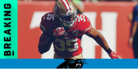 Memes, Panthers, and 🤖: BREAKING  SD  35 .@Panthers sign safety Eric Reid: https://t.co/oSXew7PYDM https://t.co/htuqYx4j4o