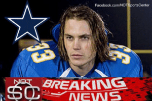 """BREAKING: The Cowboys have signed undrafted free agent FB Tim Riggins. They were impressed by his """"Texas Forever"""" philosophy. https://t.co/eNWWXRWMKi: BREAKING: The Cowboys have signed undrafted free agent FB Tim Riggins. They were impressed by his """"Texas Forever"""" philosophy. https://t.co/eNWWXRWMKi"""