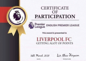 BREAKING: The Premier League have awarded Liverpool this: https://t.co/yrXZIr7SBy: BREAKING: The Premier League have awarded Liverpool this: https://t.co/yrXZIr7SBy