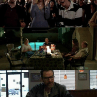 The difference that Heisenberg made in Walter White's life. BreakingBad: breakingbad feed  TaMC The difference that Heisenberg made in Walter White's life. BreakingBad