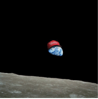 Memes, Earth, and Moon: BreakingNews - First photo sent back to earth from Space Force trip to the moon. 😎🇺🇸 Maga