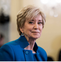 BreakingNews: Former WWE CEO Linda McMahon has been confirmed by the Senate to lead the Small Business Administration. (AP Image): BreakingNews: Former WWE CEO Linda McMahon has been confirmed by the Senate to lead the Small Business Administration. (AP Image)