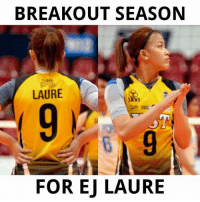 Hit like if this will be her breakout season. :like: :like: :like:: BREAKOUT SEASON  LAURE  FOR EU LAURE Hit like if this will be her breakout season. :like: :like: :like: