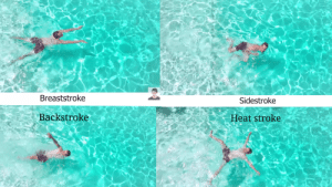 Reddit, Heat, and Stroke: Breaststroke  Sidestroke  Backstroke  Heat stroke Reposted this, had a correction to make