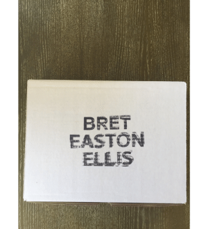 "Lol, Tumblr, and Blog: BRET  EASTON lol-coaster:   The BEE Box   Due to an overwhelmingly positive response on the new ""This Is Not An Exit"" Tee/ Bookmark combo box, we're putting them on sale exclusively at BretEastonEllis.com."