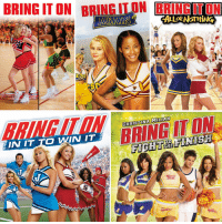 i feel so old the first bring it on movie came out 17 years ago 😱😭💃🏼 https://t.co/YG5KztDuor: BRING IT ONBRING ITON  BRING IT ON  BRINFIT  CHRISTINA MILIAN  BRINGITON  INITO VMIN IT  THE  JA  mibu i feel so old the first bring it on movie came out 17 years ago 😱😭💃🏼 https://t.co/YG5KztDuor