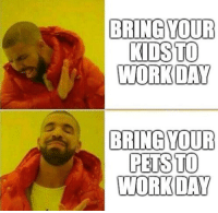 Bring Your Kids To Work Day