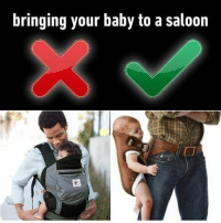 That's the way to do this. Follow @9gag @9gagmobile 9gag saloon holster cowboy: bringing your baby to a saloon That's the way to do this. Follow @9gag @9gagmobile 9gag saloon holster cowboy