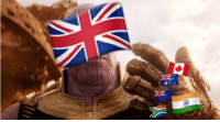 Britain completes its colonial empire (1858, colorized): Britain completes its colonial empire (1858, colorized)