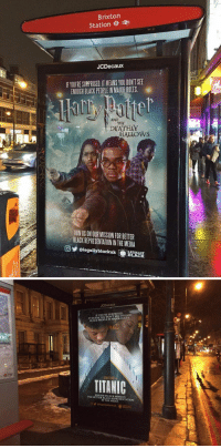 <p><i><b>Si te sorprende es que no ves los suficientes actores negros de protagonistas.</b></i></p><p>Aro que sí, home.</p>: Brixton  Station  JCDecaux  nf  NITS  IF YOURE SURPRISED, IT MEANS YOU DONT SEE  熏 ENOUGH BLACK PEOPLE!N MAJORROLES.  AVL  GENT  AND  THE  DFATHLY  HALLOWS  JOIN US ON OUR MISSION FOR BETTER  BLACK REPRESENTATION IN THE MEDIA  回步@legallyblackuk (EEI  LEGALLY  BLACK   JCDecaux  IT MEANS YOU DONT SEE ENOUGH  BLACK PEOPLE IN MAJOR ROLES  IF YOU'RE SURPRISED  LEGALLY PLACK  TIIANIC  OIN US ON OUR MISSION  FOR BETTER BLACK REPRESENTATION  IN THE MEDIA <p><i><b>Si te sorprende es que no ves los suficientes actores negros de protagonistas.</b></i></p><p>Aro que sí, home.</p>