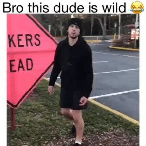 Bruh, Dude, and Memes: Bro this dude is wild  KERS  EAD bruh he plugged them🔥🙌💪😂😂😂😂😂😂💯