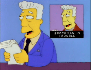 Sean Hannity, Fox, and Host: BROCKMAN IN  TROUBLE FOX host Sean Hannity addresses shocking Cohen reveal (2018)