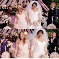 Love, Memes, and Pictures: broin 7.20 these pictures are soo pretty and full of joy and love 🌈 prideweek calzona arizonarobbins callietorres sararamirez jessicacapshaw greysanatomy greys greysfamily greyswedding
