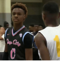 Memes, Trash, and 🤖: Bronny James Jr. responds to trash talker at first day of nationals! 👀 https://t.co/tz7U9OtiEj