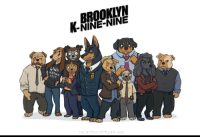 Brooklyn, Brooklyn Nine Nine, and Com: BROOKLYN  -NINE-NINE  GI  5  8E  aKths Ingm.com K99!