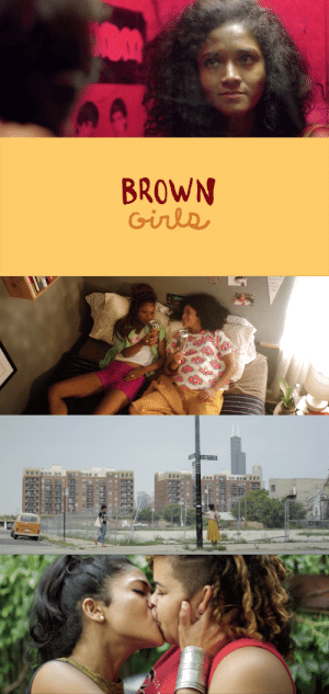 "Asian, Best Friend, and Girls: BROWN neliah: irkencasualwear:  bellraven:  Brown Girls (2017) dir. Sam Bailey A new web series by Fatimah Asghar that follows Leila, a South Asian-American writer just now owning her queerness and her best friend Patricia, a sex-positive Black-American musician who is struggling to commit to anything: job, art and relationships. While the two women come from completely different backgrounds, their friendship is ultimately what they lean on to get through the messiness of their mid-twenties.watch trailer here (x)  ITS OUT YA""LL LETS WATCH   watch white wlw sleep on this despite them reblogging three (3) posts about wanting diversity"
