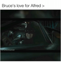 In all my viewings of BvS, I don't know why I didn't appreciate the subtle gesture of Bruce bringing Alfred coffee when all other live action versions have been the other way around. It's the small character moments that have the biggest impact. [Like•Follow•Play•@TheNiceGuyCast]: Bruce's love for Alfred>  @TheNiceGuyCast In all my viewings of BvS, I don't know why I didn't appreciate the subtle gesture of Bruce bringing Alfred coffee when all other live action versions have been the other way around. It's the small character moments that have the biggest impact. [Like•Follow•Play•@TheNiceGuyCast]