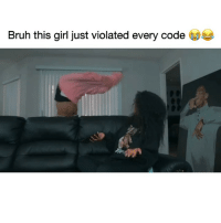Bruh this girl just violated every code 😭😂 @FashionNovaMen: Bruh this girl just violated every code Bruh this girl just violated every code 😭😂 @FashionNovaMen