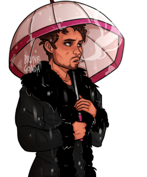 brunegonda: Back to tumblr with hope that this one dont get censored for nothing as well :v I present to you the best character of the Umbrella Academy! <3 : BRUNE  GONDA brunegonda: Back to tumblr with hope that this one dont get censored for nothing as well :v I present to you the best character of the Umbrella Academy! <3
