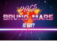 Bruno Mars: BRUNO MARS  IS GAY?