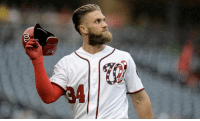 Chelsea, Bryce Harper, and Nationals: Bryce Harper rejected a 10-year, $300M deal with no opt-outs from the Nationals, per Chelsea Janes