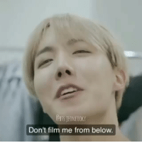 Bts, Film, and Them: BTS. JEONCOOKY  Don't film me from below. BTS ARE SO LUCKY TO SEE BTS UNDRESS IN FRONT OF THEM.cr: @bts.jeoncooky