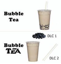 Club, Tumblr, and Blog: Bubble  Tea  DLC 1  Bubble  TzA  DLC 2 laughoutloud-club:  Sad reality