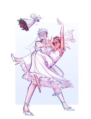 ask-art-student-prussia:  bubblyernie: Bleedin' hell, I forgot to post this art tag // commission info  caption says it all: bubblyernie ask-art-student-prussia:  bubblyernie: Bleedin' hell, I forgot to post this art tag // commission info  caption says it all