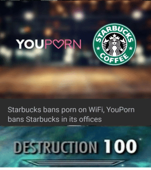Checkmate. by mohtma_gandy MORE MEMES: BUC  OFFE  Starbucks bans porn on WiFi, YouPorn  bans Starbucks in its offices  DESTRUCTION 100 Checkmate. by mohtma_gandy MORE MEMES