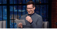 buckydameron:  Andy Samberg Shares His Rejected Golden Globes Jokes.: buckydameron:  Andy Samberg Shares His Rejected Golden Globes Jokes.