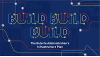 Ambitious projects! I love it! Go Rodrigo and cabinet members!!! #BuildBuildBuild: BUILD BULD  The Duterte Administration's  Infrastructure Plan Ambitious projects! I love it! Go Rodrigo and cabinet members!!! #BuildBuildBuild