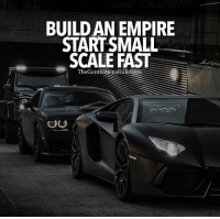Memes, 🤖, and Invest: BUILDAN EMPIRE  START SMALL  SCALE FAST  SRul  TheGentle  OU Be smart about your investments, and don't loose the hustle. LIKE & TAG SOMEONE!